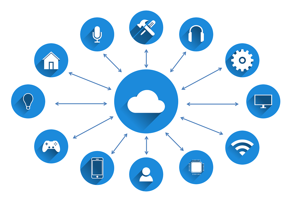 Digital Manufacturing IoT Icons FreePoint Technologies