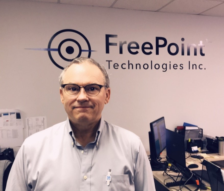 FreePoint Employee Steve Matheson