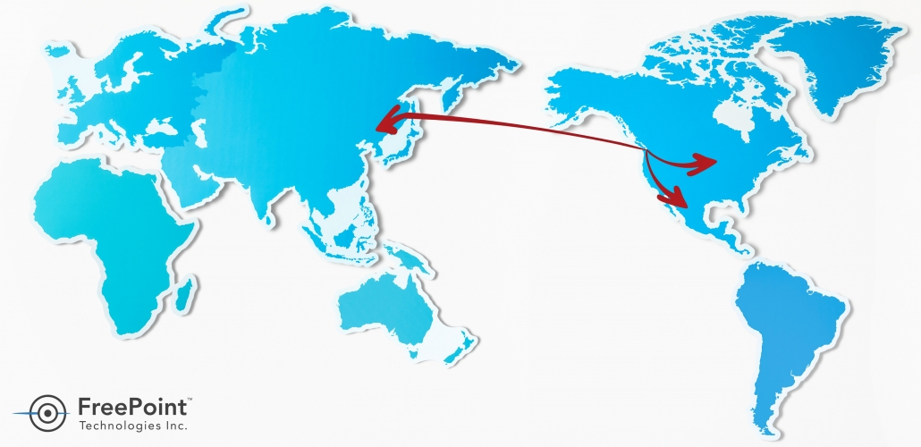 FreePoint Geographic Connections