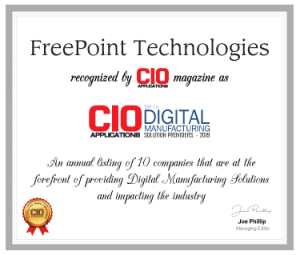 Top 10 Digital Manufacturing Solution Providers 2019