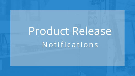 Notifications Product Released