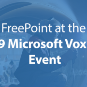 FreePoint Technologies at the 2019 Microsoft VOX ISM Event