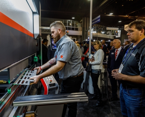 fabtech demos freepoint technologies