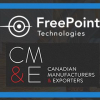 CME and Freepoint Logos